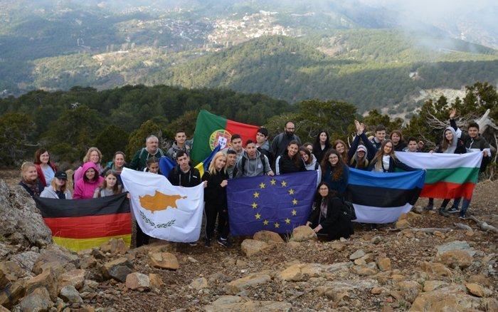 To Λύκειο Σολέας συμμετέχει στο Πρόγραμμα Erasmus+ KA2