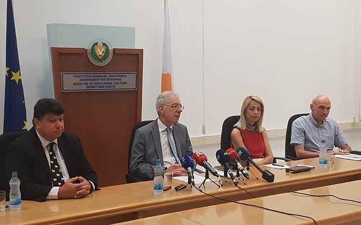 Προδρόμου για Παγκύπριες: Χαίρομαι διότι φαίνεται ότι φέτος έχουμε μια κάποια βελτίωση