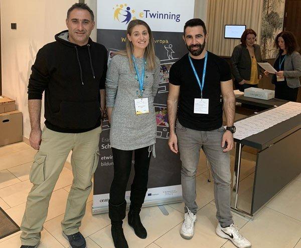 Τρία σχολεία από την Κύπρο σε σεμινάριο eTwinning στη Βιέννη