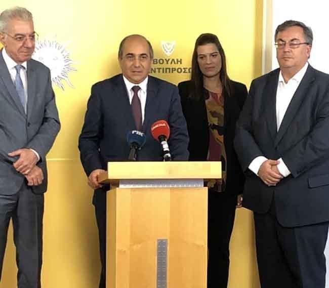Σύσκεψη για προώθηση της Τριτοβάθμιας Εκπαίδευσης στο εξωτερικό πραγματοποιήθηκε στη Βουλή