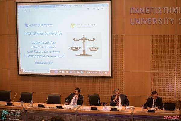 Διεθνές Συνέδριο για αντιμετώπιση της παραβατικότητας ανηλίκων και παιδιών