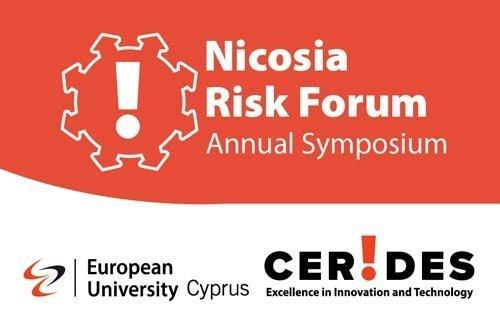 Ευρωπαϊκό Πανεπιστήμιo: Συνέδριο «Φόρουμ Διαχείρισης Κινδύνου Λευκωσίας - Nicosia Risk Forum 2019»