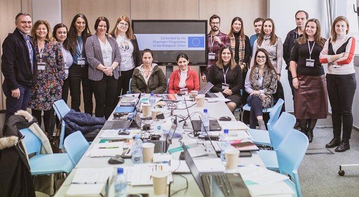 ΤΕΠΑΚ: Εναρκτήρια συνάντηση του έργου FeSTEM του Κέντρου Κοινωνικής Πληροφορικής