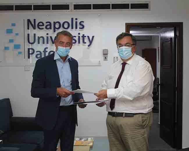 Πανεπιστήμιο Νεάπολις: Υπογραφή Μνημόνιο συνεργασίας με το Γραφείο Επιτρόπου Εθελοντισμού