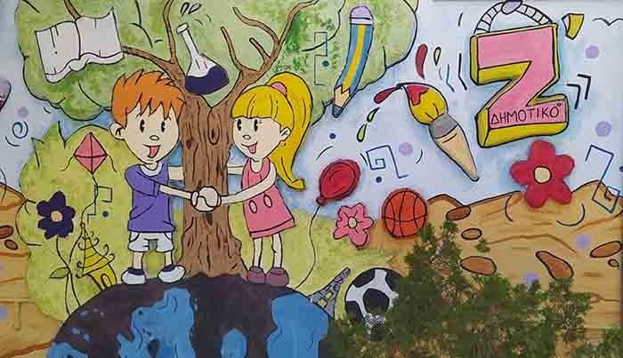 Πανελλήνια πρωτιά για  Ζ΄ Δημοτικό Σχολείο Πάφου ΔΡΑΣΕ Αγίου Κενδέα