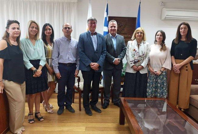 Ολοκληρώθηκε η επίσκεψη των εμπειρογνωμόνων του Ευρωπαϊκού Φορέα για Ειδική και Ενιαία Εκπαίδευση