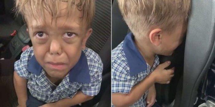 Παγκόσμια συγκίνηση για τον 9χρονο μαθητή που πάσχει από νανισμό και θύμα μπούλινγκ