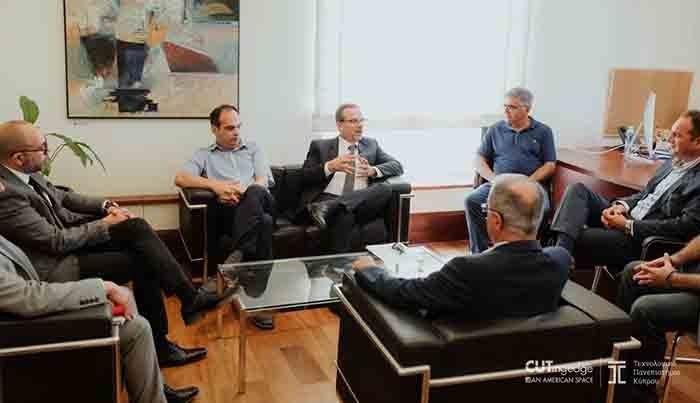 Υφυπ. Καινοτομίας: Το ΤΕΠΑΚ είναι ο κατ' εξοχήν σύμμαχός μας σε θέματα τεχνολογίας, έρευνας και καινοτομίας