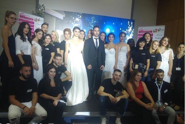 Kομμωτική και Αισθητική του Κολεγίου CDA ανέλαβαν Fashion Show στην Έκθεση Γάμου 2019