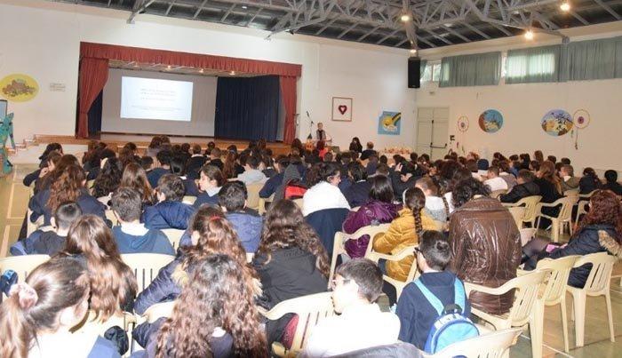 Εκπαιδευτική Ημερίδα: Στη γέφυρα αντάμα…, στο Δημοτικό Σχολείο Αγίου Μάρωνα