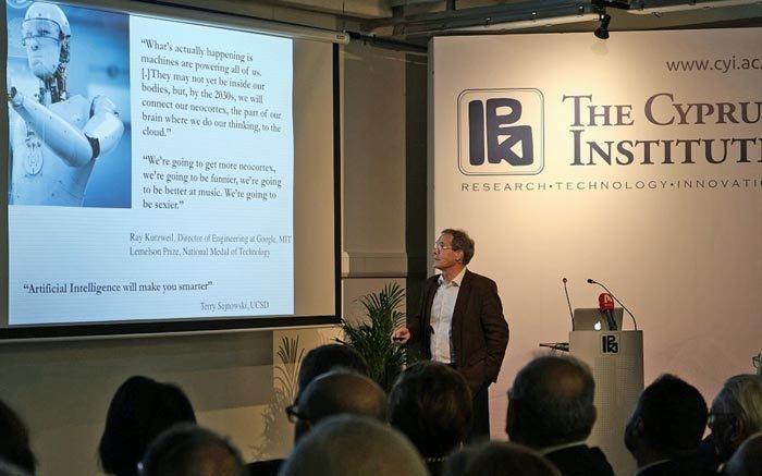 ΙΚυ: Η τεχνητή νοημοσύνης στο επίκεντρο της διάλεξης Hubert Curien με ομιλητή τον Marc Mézard