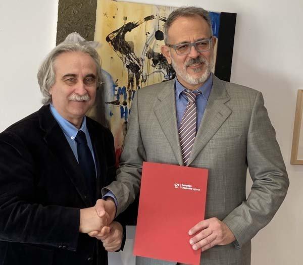 Στρατηγικός εταίρος του Εθνικού Αστεροσκοπείου Αθηνών το Ευρωπαϊκό Πανεπιστήμιο