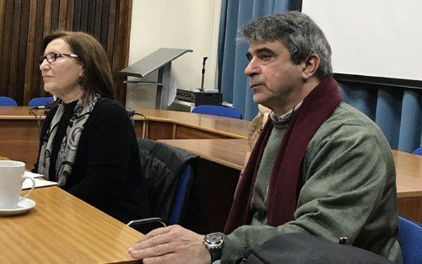 Διάλεξη στην Α΄ ΤΕΣΕΚ Λευκωσίας για την Παγκόσμια Ημέρα Ελληνικής Γλώσσας