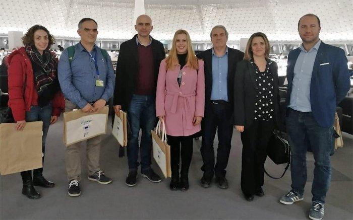 Παν. Κύπρου: Επιτυχία σημείωσε εκδήλωση: Ενέργεια, Πλαστικό - Περιβάλλον, Τι αλλάζει τι εφαρμόζεται