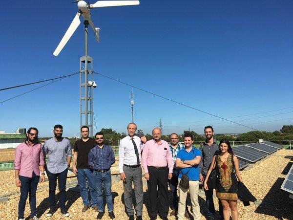 Παν. Κυπρου: Πρώτη εκπαιδευτική δραστηριότητα για το έργο Hy2Green στην Ουέλβα Ισπανίας