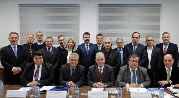 Τo Πανεπιστήμιο Νεάπολις στην Προεδρία της Συνόδου των Πρυτάνεων των Κυπριακών Πανεπιστημίων