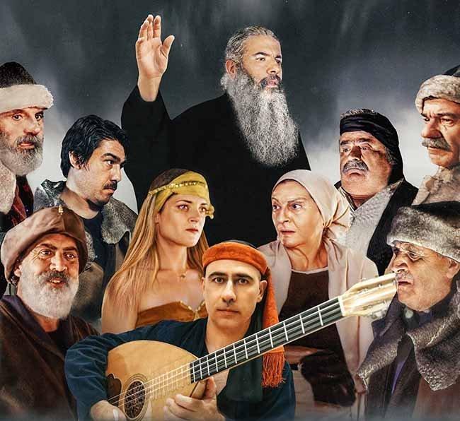 200 χρόνια από την Ελληνική Επανάσταση: «Το τραούδιν του Τζυπριανού» τζαι «Η κιουλσαπά»