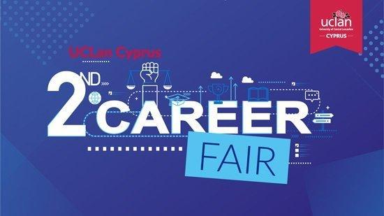 2ο Career Fair στο Πανεπιστήμιο UCLan Cyprus