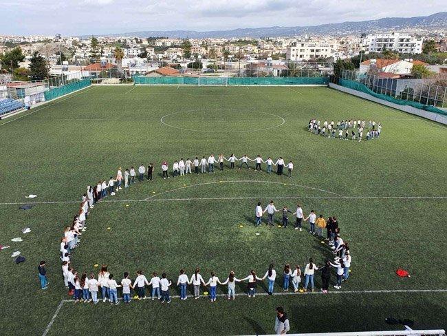 Εκδήλωση Δημοτικού Πάφου Ε΄ για την Παγκόσμια Ημέρα Σπάνιων Νοσημάτων