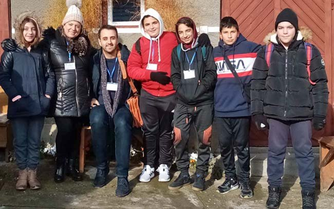 Το Γυμν. Αποστόλου Παύλου Πάφου, συμμετέχει στο Erasmus+ «Folklorica». Επίσκεψη στη Ρουμανία