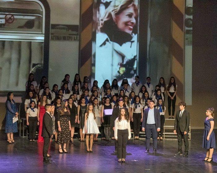 Καλλιτεχνική εκδήλωση ΟΛΥΜΠΙΟΝ: «Μελίνα Μερκούρη: Η τελευταία Ελληνίδα θεά»