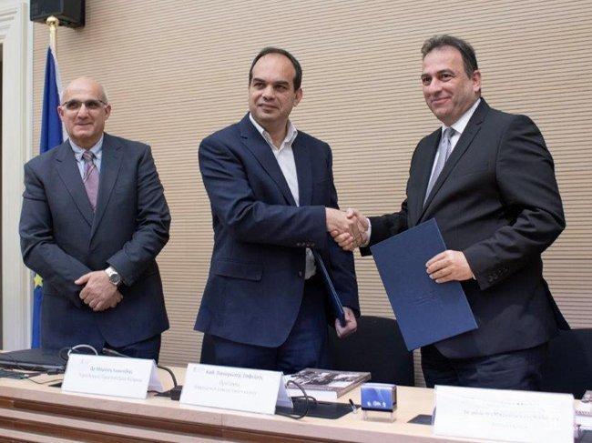 ΤΕΠΑΚ: Υπογραφή πρωτοκόλλου συνεργασίας με τη Μαρωνιτική κοινότητα της Κύπρου