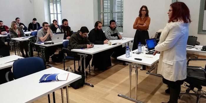 Θεολογική Σχολή Εκκλησίας Κύπρου: Σεμινάριο «Media Coach: Υποστηρίζοντας την Παιδεία για τα Μέσα»