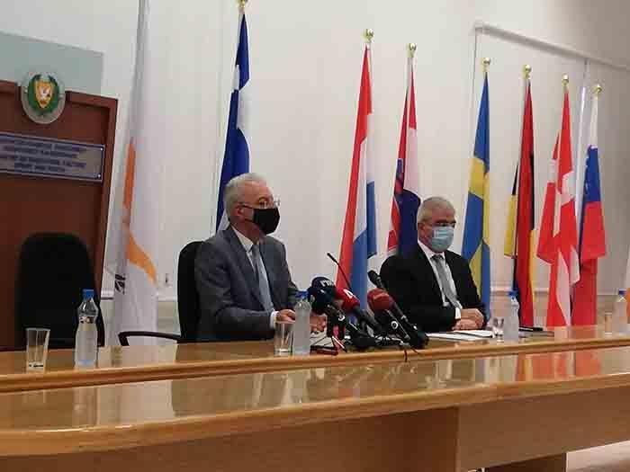 Σειρά εκδηλώσεων για τα 60χρονα της Κυπριακής Δημοκρατίας ανακοίνωσε ο Προδρόμου