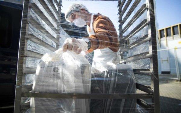 Η Εθνική Κυπριακή Ομοσπονδία προετοιμάζεται για διανομή τροφίμων σε Κύπριους φοιτητές στο ΗΒ