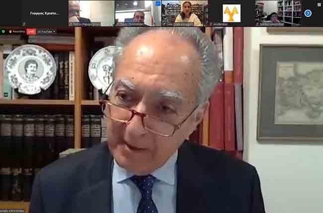 Π. Κιτρομηλίδης: Ο Διαφωτισμός πυροδότησε ζυμώσεις και ανατροπές - Εκδηλώσεις Π.Κ. για τα 200 χρόνια από την Ελληνική Επανάσταση