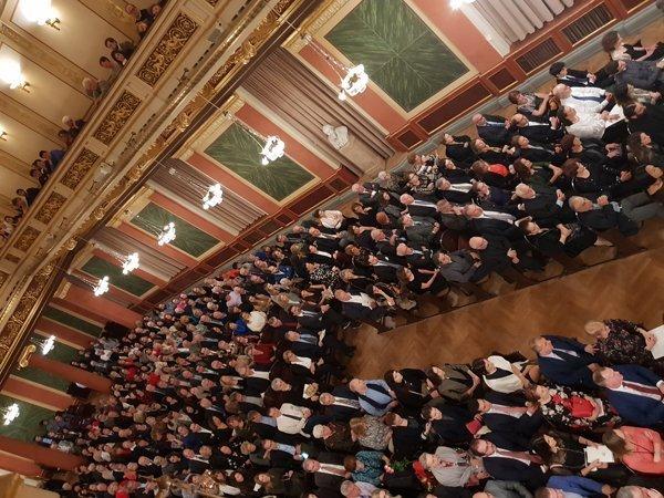 H  χορωδία του Μουσικού Σχολείου Λάρνακας στην Αυστρία γαι την «Κυπρίων Συναυλία»