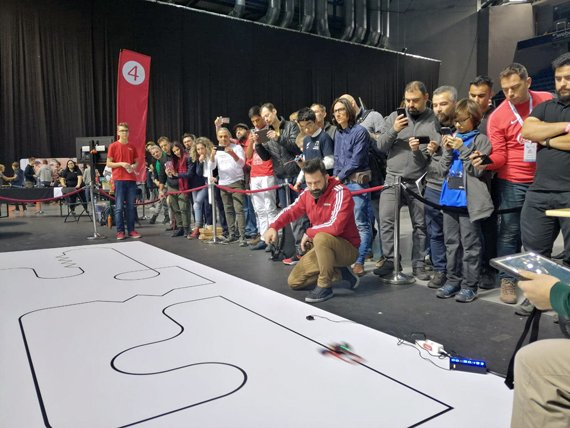 Διάκριση για το Πανεπιστήμιο Νεάπολις στον Παγκ. διαγωνισμό Robotex IInternational 2019