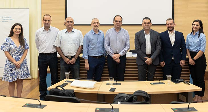 Υπογραφή πρωτοκόλλου συνεργασίας μεταξύ Τεχνολογικού Πανεπιστημίου και ΕΥ Κύπρου